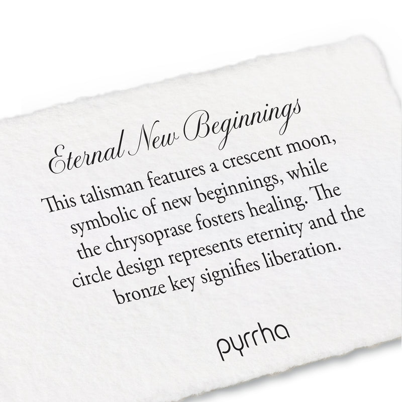 Pyrrha New Beginnings Eternal Necklace