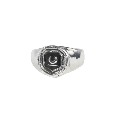 New Beginnings Signet Ring - Pyrrha