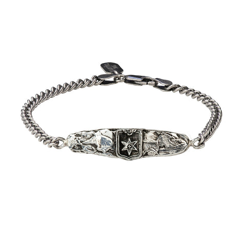 Look Within ID Bracelet - Pyrrha  - 1