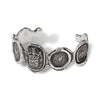 Love Conquers All Multi Talisman Cuff - Pyrrha