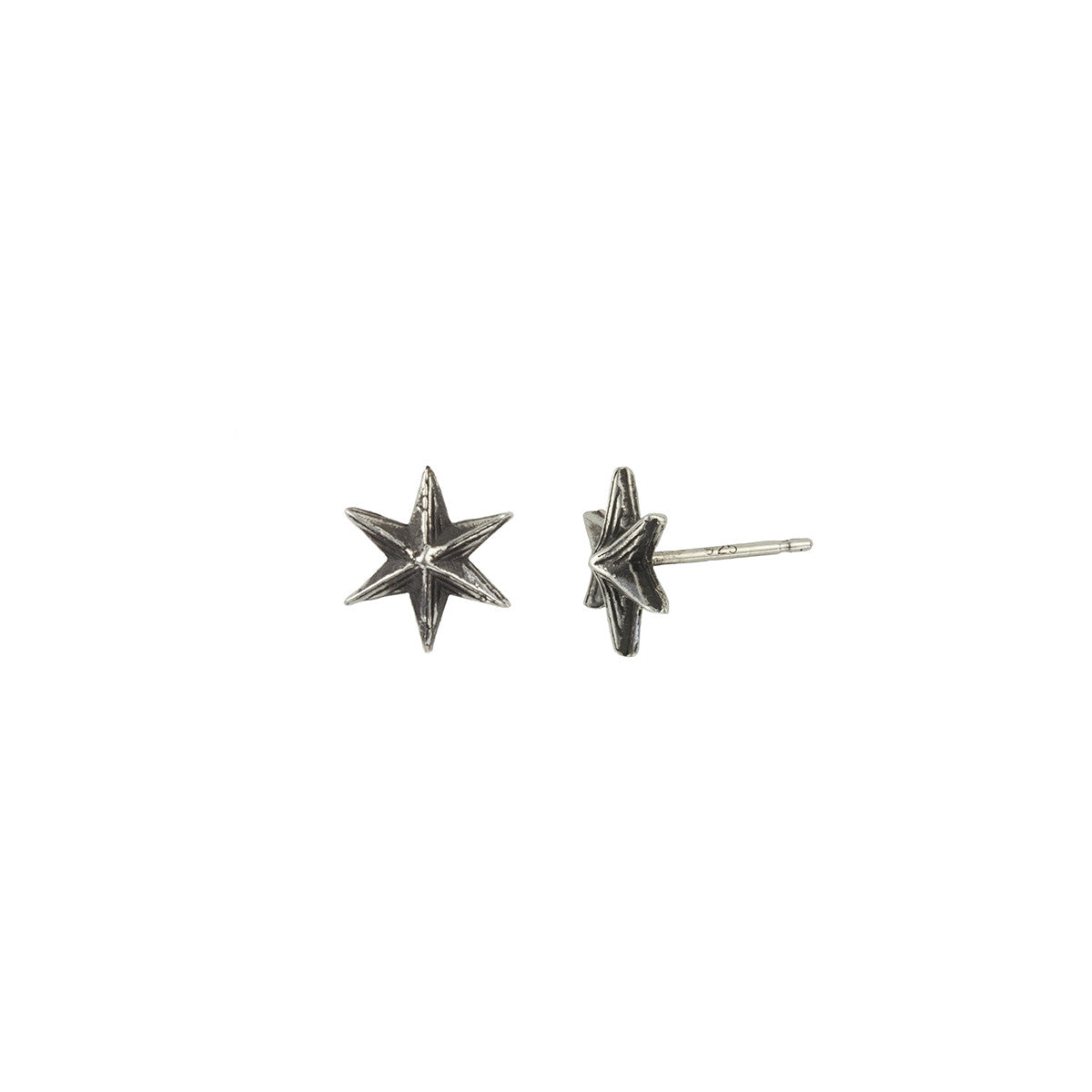 Star symbol single stud earring pyrrha star symbol single stud earring pyrrha buycottarizona