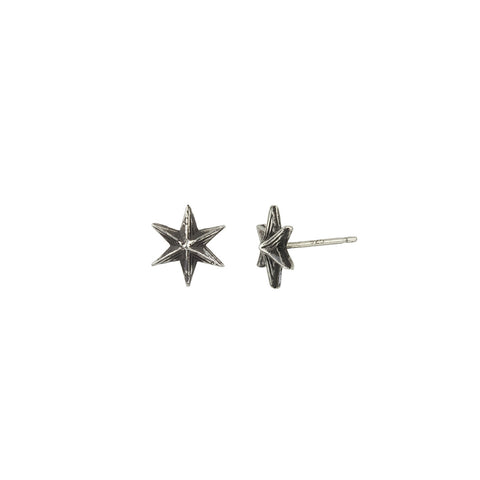 Star Symbol Single Stud Earring - Pyrrha  - 1