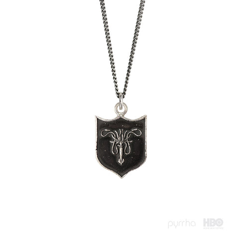 House Greyjoy Shield Talisman - Pyrrha  - 1