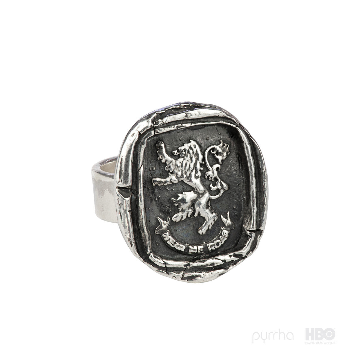 Pyrrha X Game Of Thrones House Lannister Talisman Ring