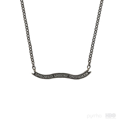 House Martell Banner Necklace - Pyrrha