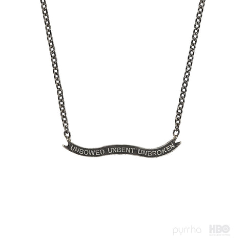 House Martell Banner Necklace - Pyrrha  - 1
