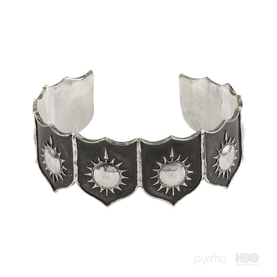 House Martell Shield Cuff - Pyrrha