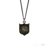 House Targaryen Shield Talisman - Pyrrha  - 3