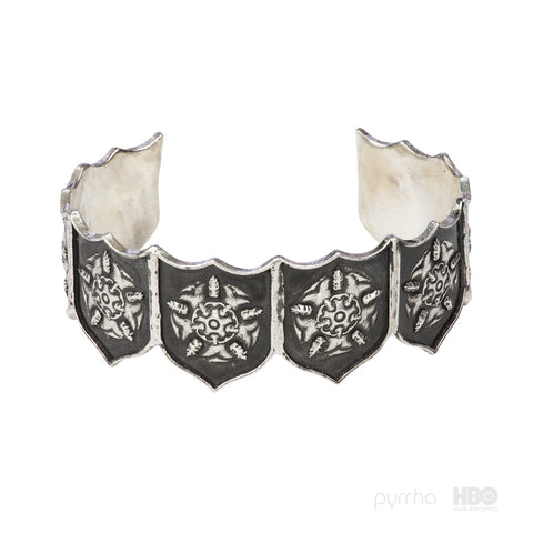 House Tyrell Shield Cuff - Pyrrha