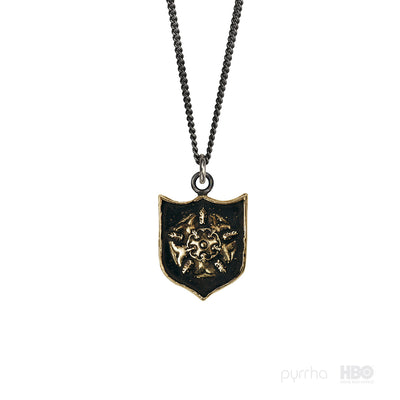 House Tyrell Shield Talisman - Pyrrha  - 3