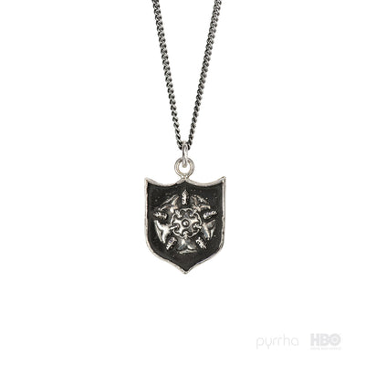 House Tyrell Shield Talisman - Pyrrha  - 1