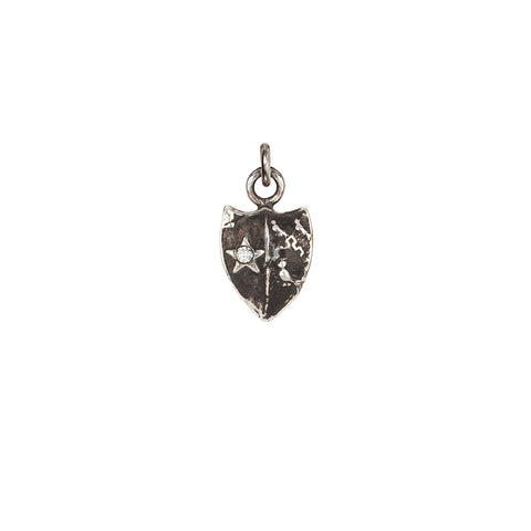 Sisterhood Diamond Set Talisman Charm - Pyrrha  - 1
