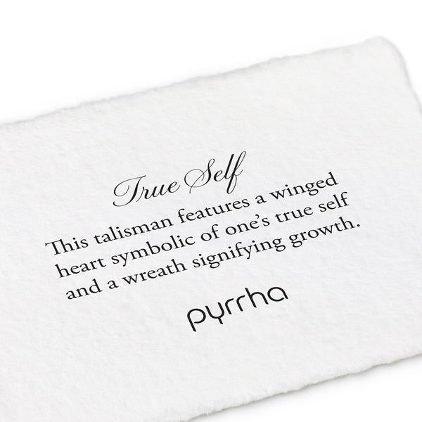Pyrrha True Self Champagne Knotted Freshwater Pearl Necklace