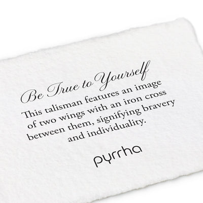 Be True to Yourself - Pyrrha  - 3