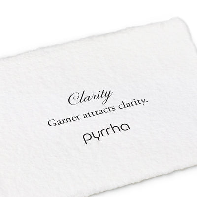 Clarity Capped Attraction Charm - Pyrrha  - 3