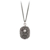 Pyrrha Diamond Set Everything For You Talisman Necklace Silver