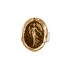 Pyrrha Festive Spirit Ring Bronze