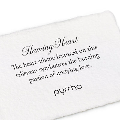 Flaming Heart - Pyrrha - 2