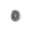 Pyrrha Follow your dreams Ring Silver
