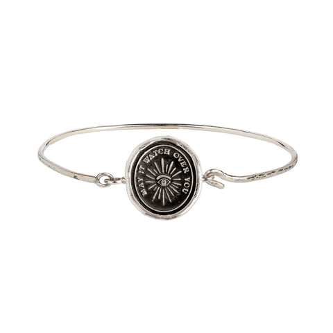 Higher Power Talisman Clasp Bracelet