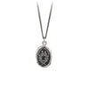 Pyrrha Integrity Talisman Necklace Silver