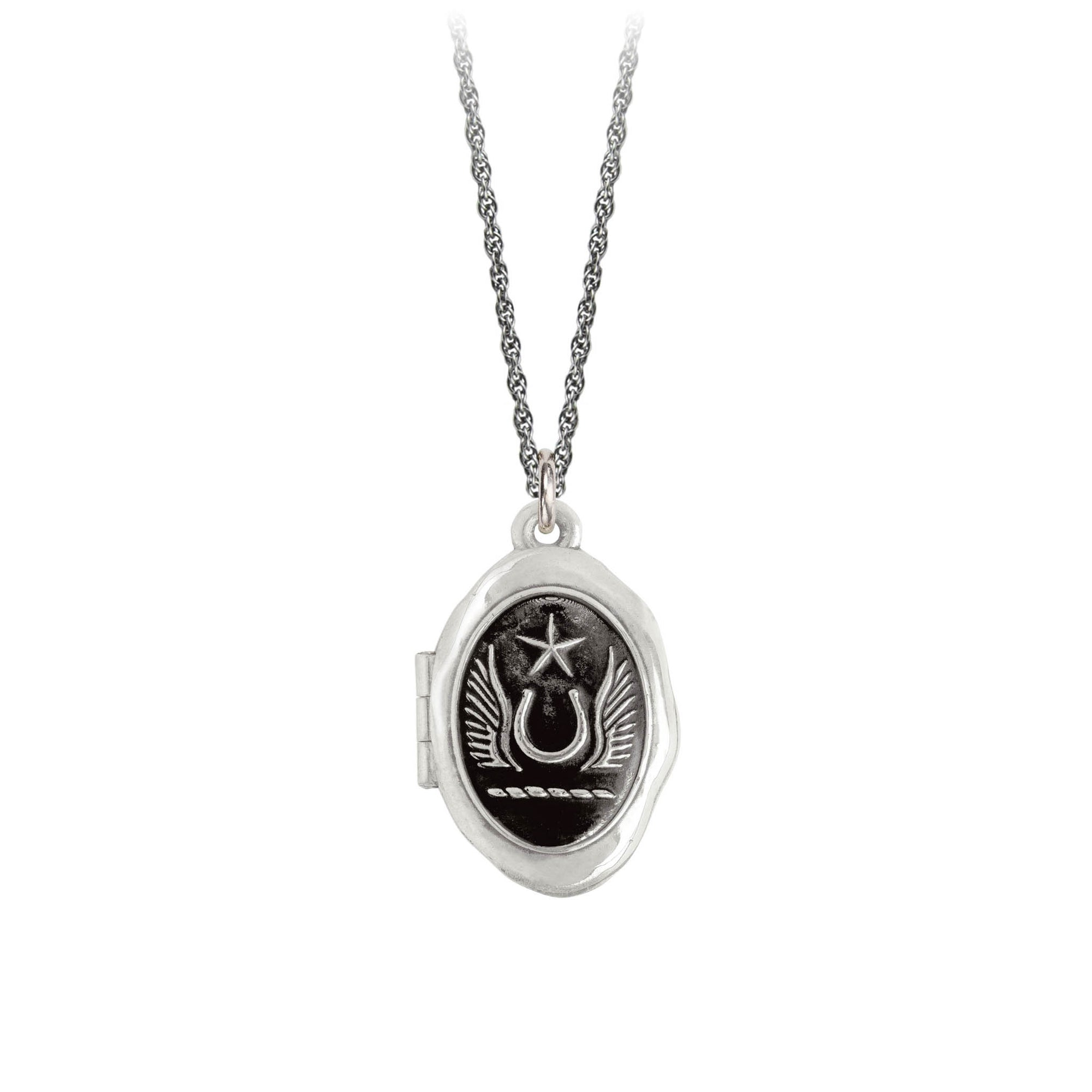 Pyrrha Luck and Protection Locket