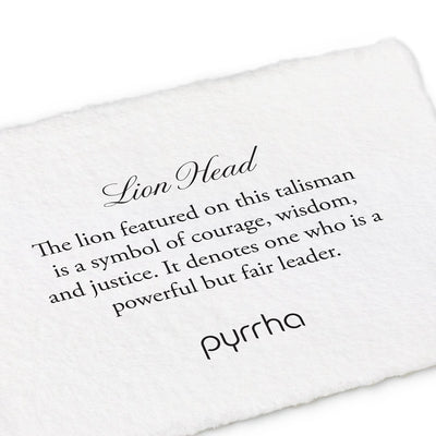 Lion Head - Pyrrha  - 3