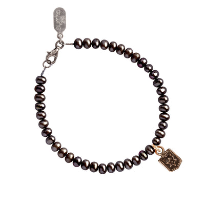 Look Within Freshwater Pearl Bracelet