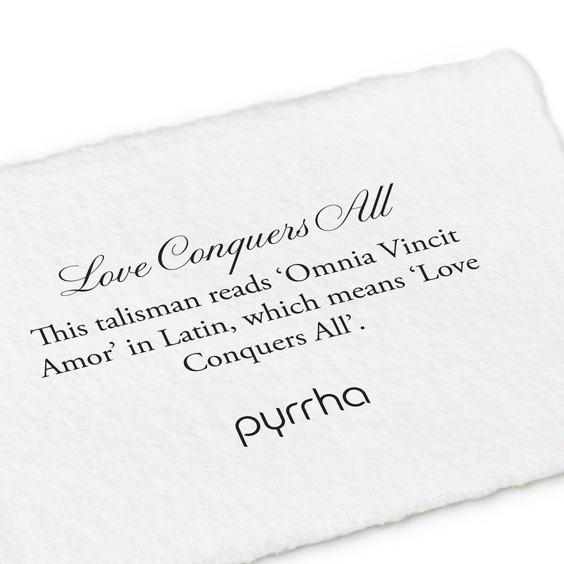 Love Conquers All Money Clip - Pyrrha  - 1