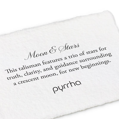 Moon & Stars Bangle - Pyrrha  - 2