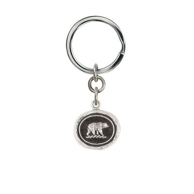 Mother Bear Key Chain