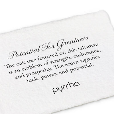 Potential for Greatness - Pyrrha  - 3