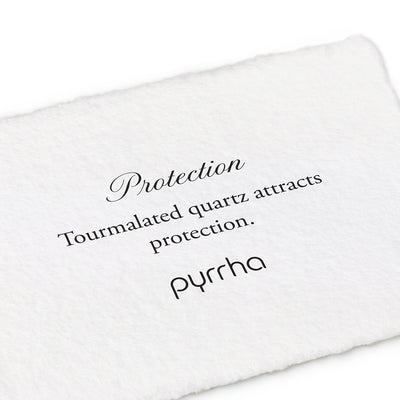 Protection Signature Attraction Charm - Pyrrha  - 2