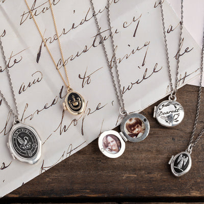 My Love Endearment Locket