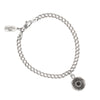Pyrrha safe travels talisman chain bracelet