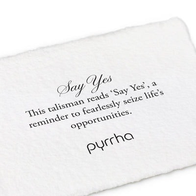 Say Yes - Pyrrha  - 3