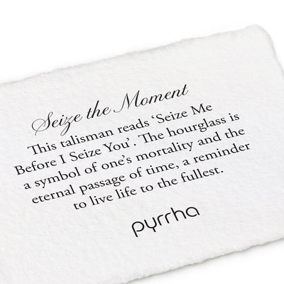 Seize the Moment - Pyrrha  - 2