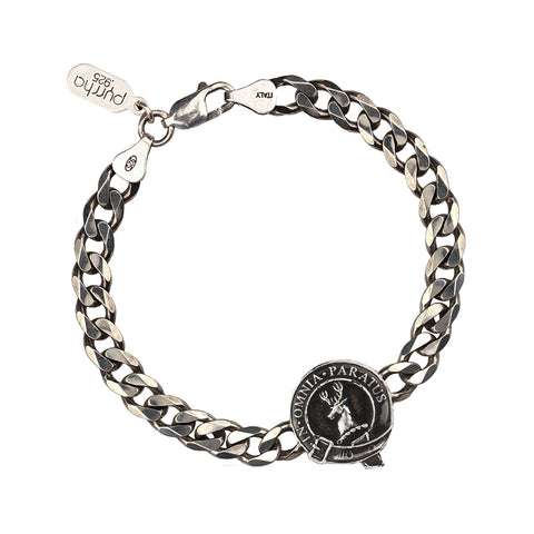 Stag Honor Badge Bracelet - Pyrrha  - 1