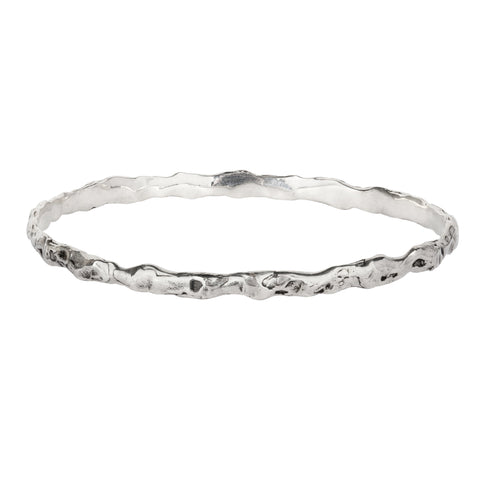 Textured Bangle - Pyrrha - 1