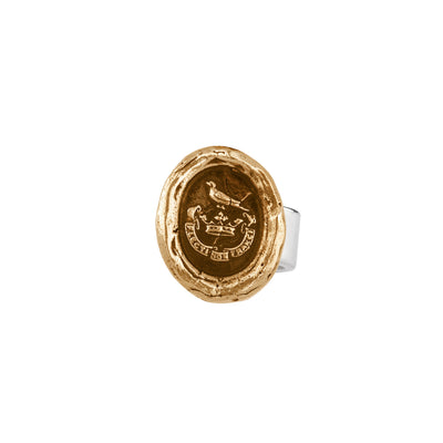 Pyrrha unbreakable Ring bronze