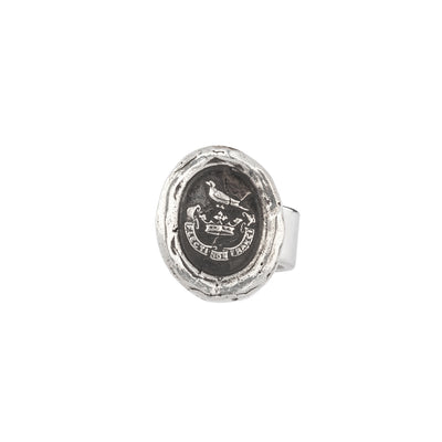 Pyrrha unbreakable Ring Silver