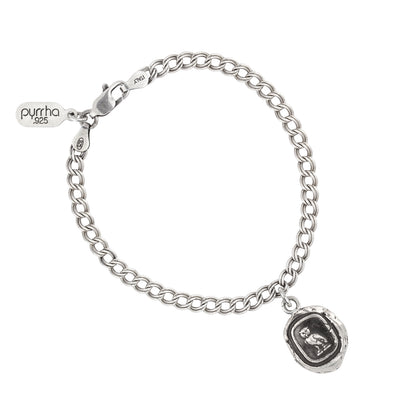 Pyrrha watch over me talisman chain bracelet