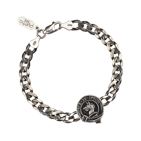 Wolf Honor Badge Bracelet - Pyrrha  - 1