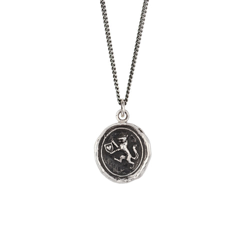 The Wolf Kinship Talisman