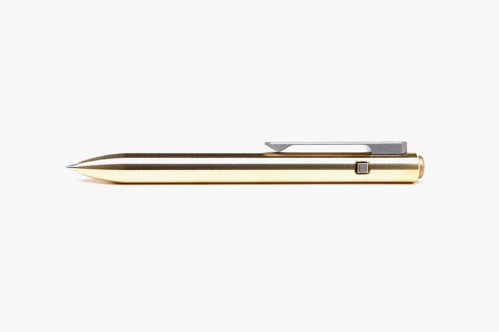 Tactile Turn - Side Click Pen (Bronze)