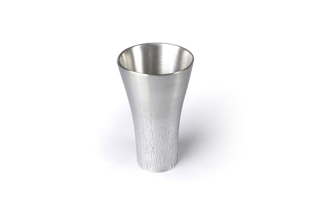 Woo Collective - River-Pure Tin Straight Glass