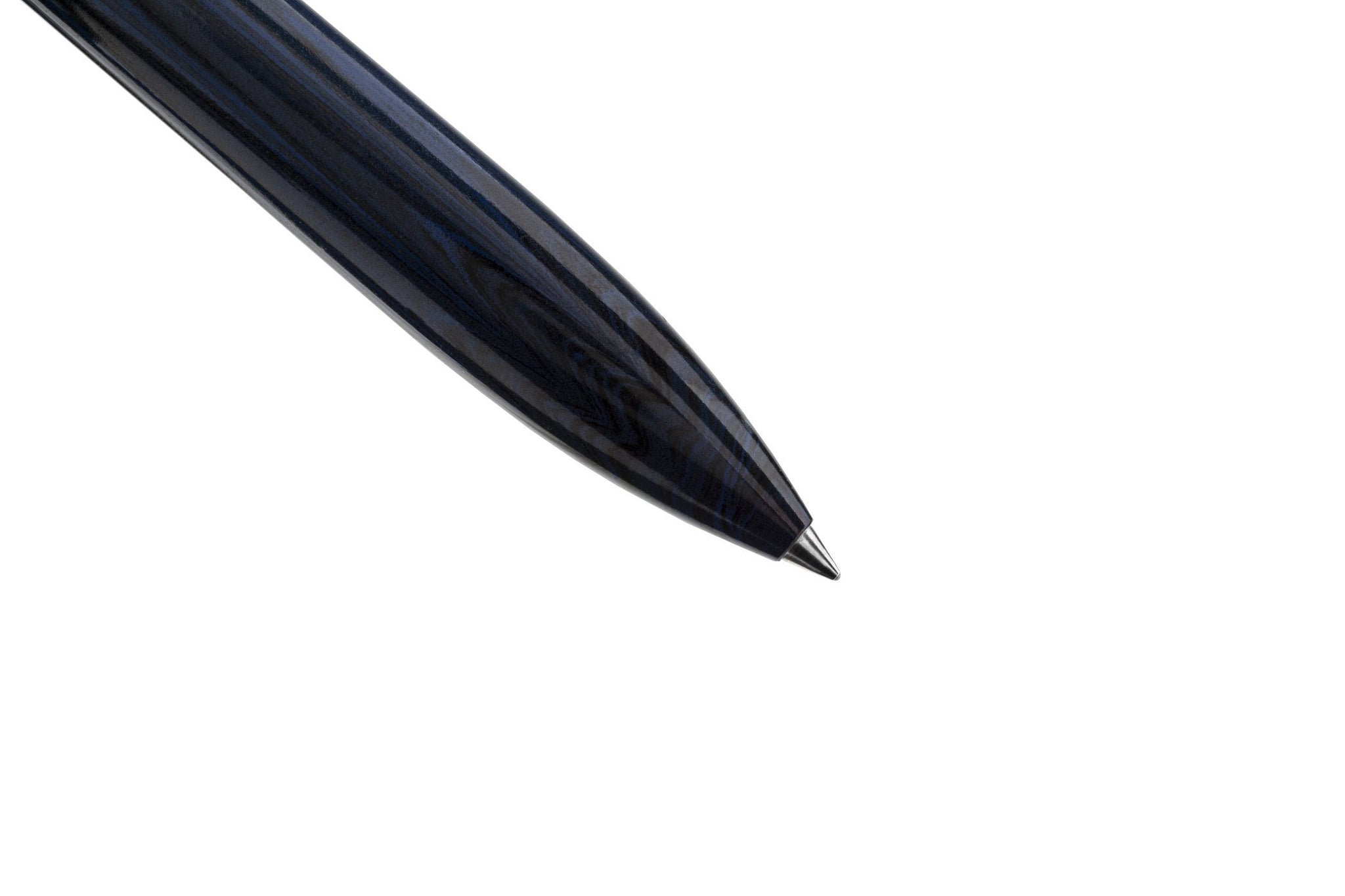 Ajoto - The Pen (Indigo Ebonite)