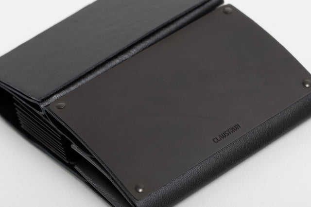 Claustrum - Articular Wallet (Blackening Finish)