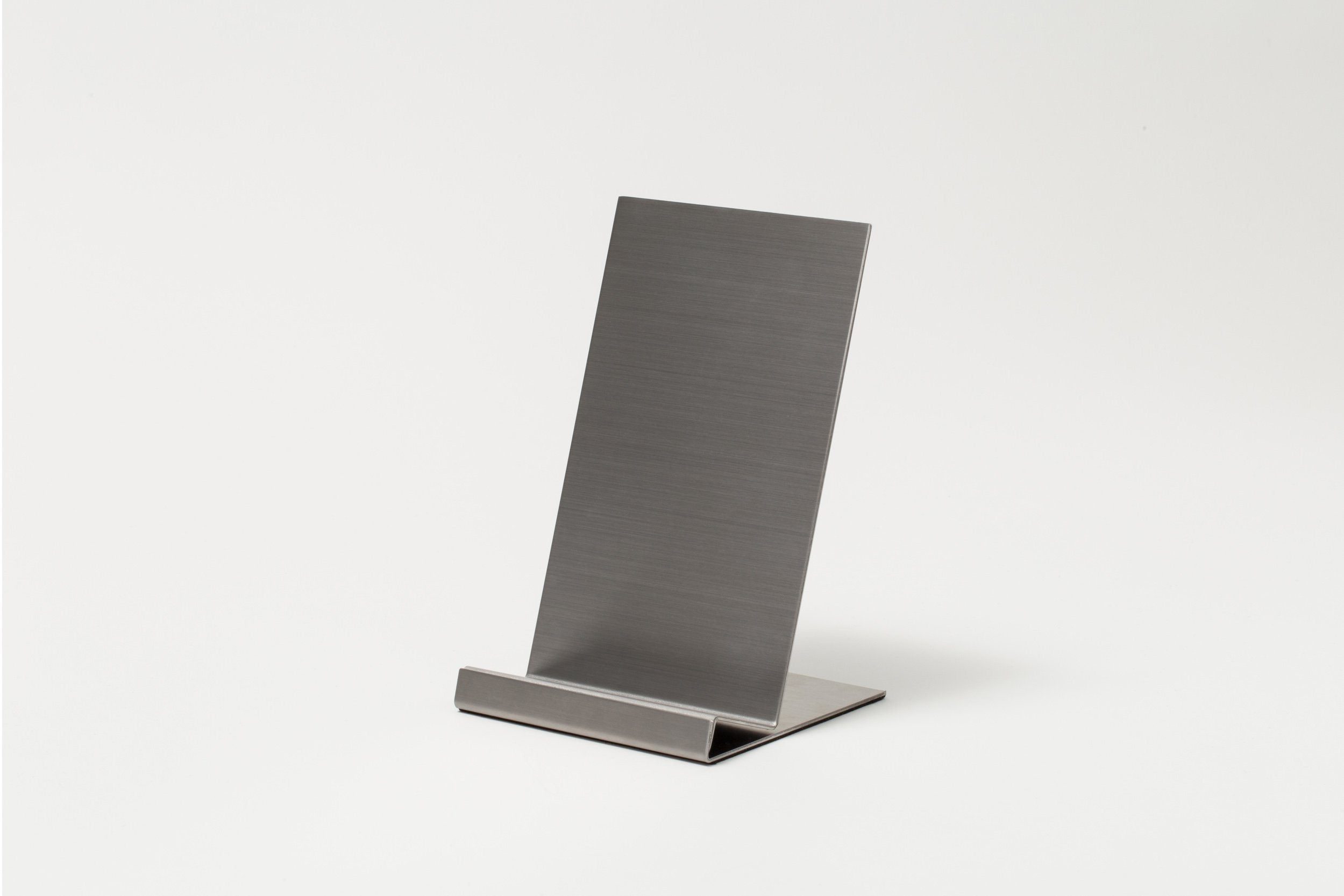 Claustrum - Book Stand Cantilever (Hairline Finish)