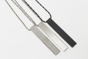 Claustrum - USB Pendant 'No Name' 8GB (Black Matte Finish)